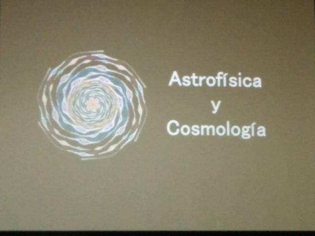 Astrofísica y Cosmología