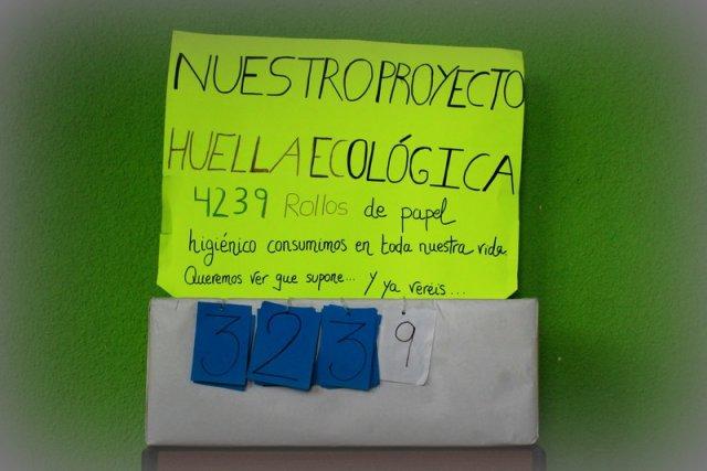 Proyecto: Huella Ecológica