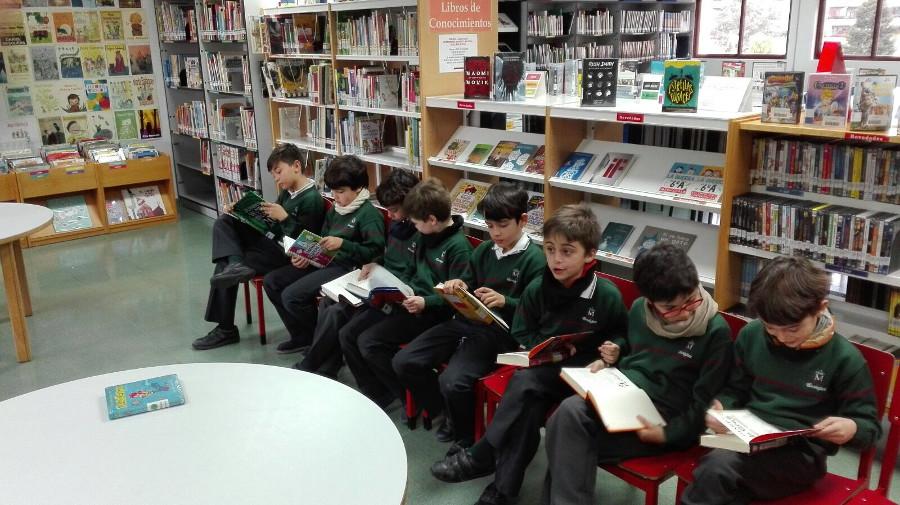 El gusto por la lectura empieza aquí
