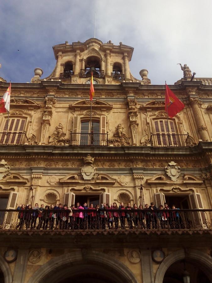 Conociendo el Ayuntamiento de Salamanca
