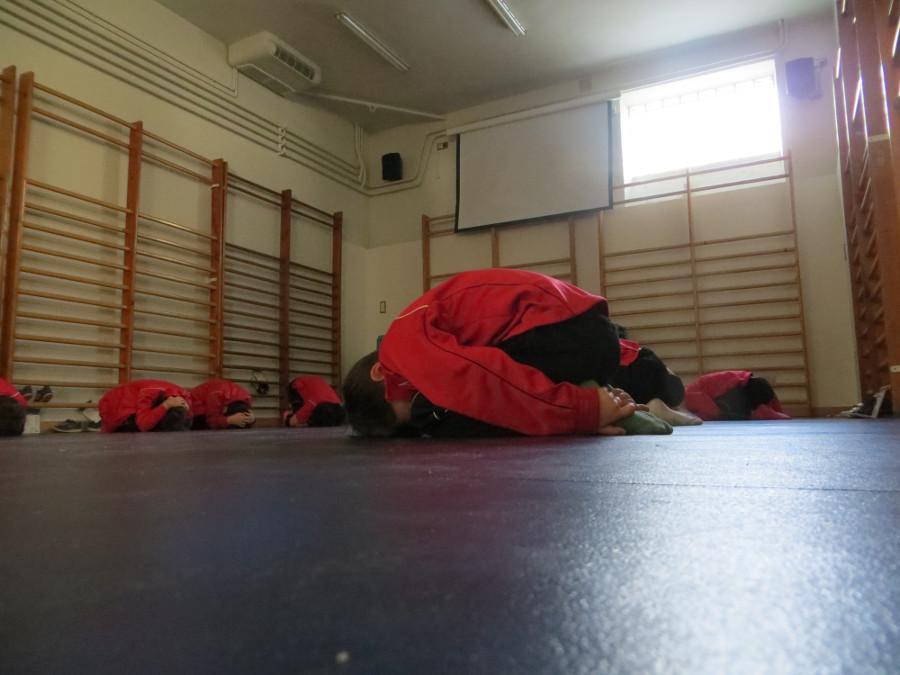 Relajación – meditación. Una experiencia a repetir