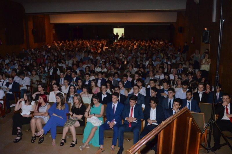 Graduación de la XLV Promoción