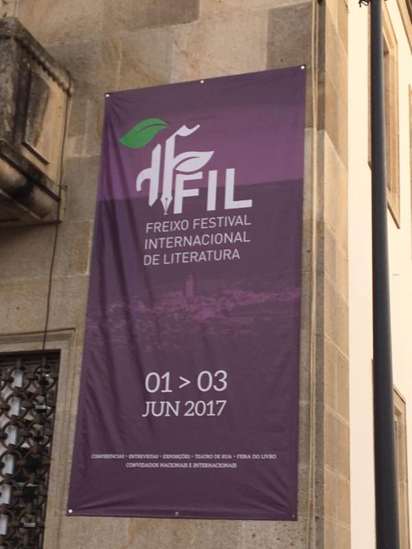 I Festival Internacional de Literatura en Freixo