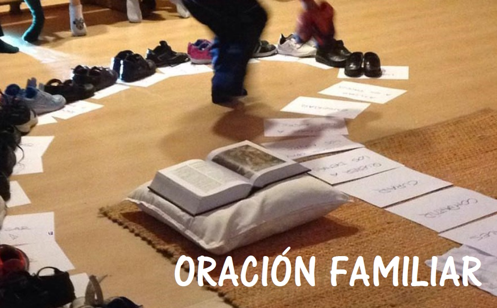 Oración familiar