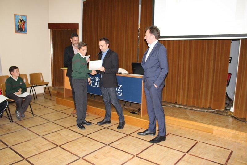 Cambridge Awards Ceremony