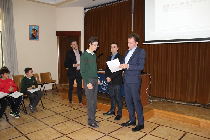 Cambridge Awards Ceremony