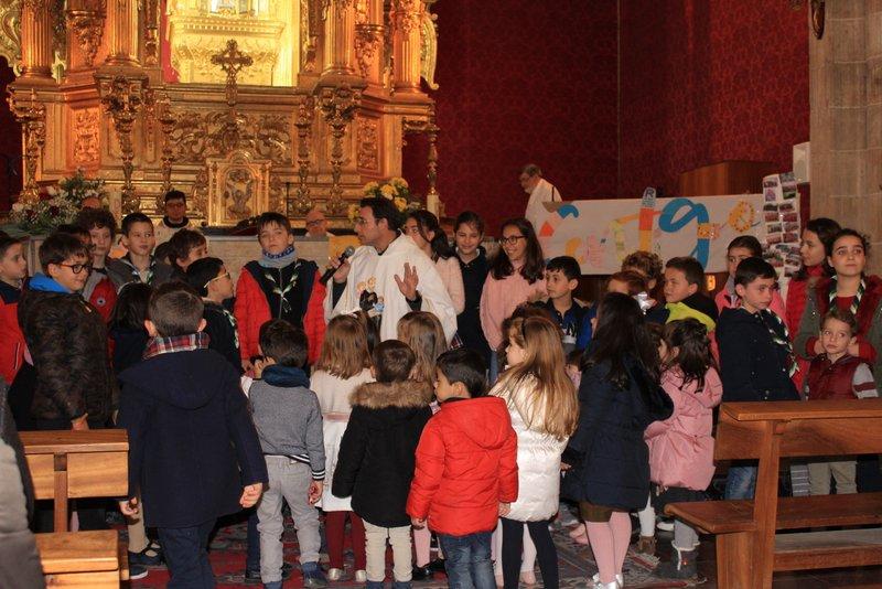 Clausura Año Jubilar Calasancio.
