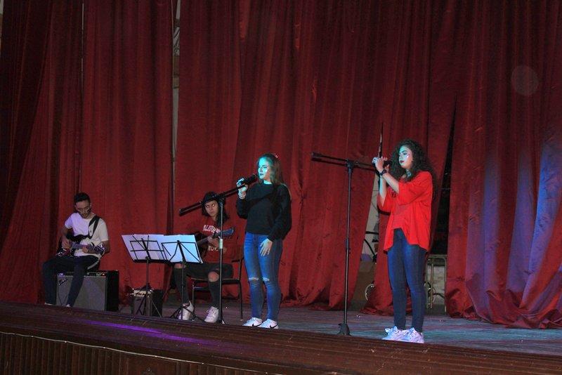 Festival 1º Bachillerato