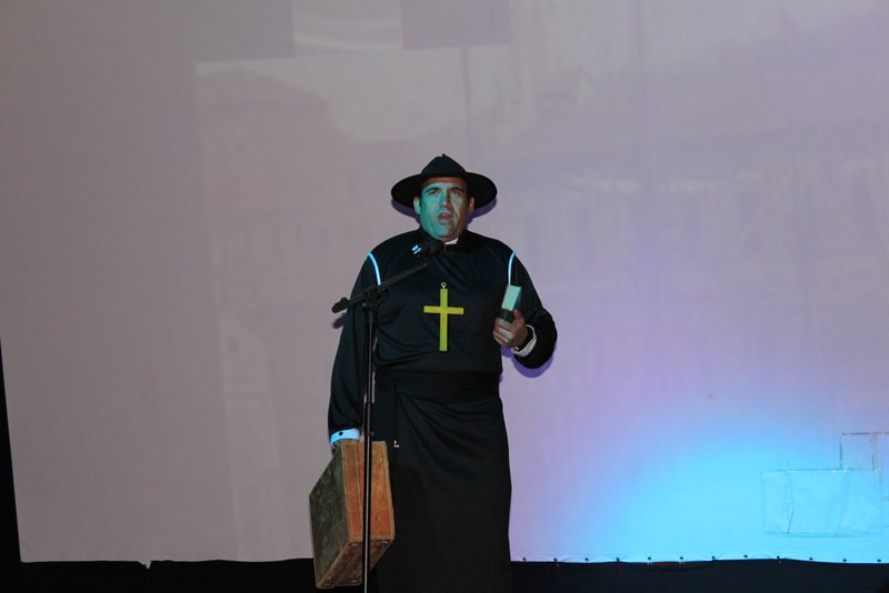 José, el maestro del Trastévere