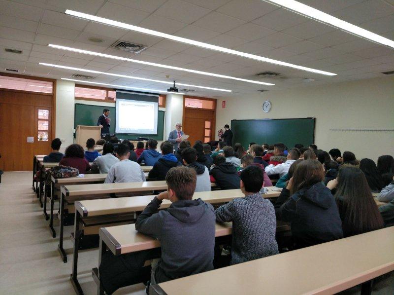 Jornadas de educación financiera en la facultad.