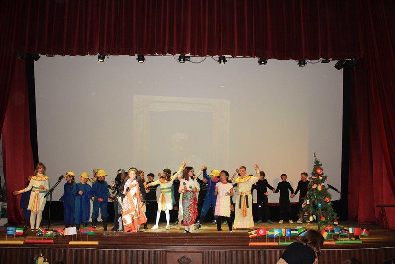 Festival Navidad Primaria