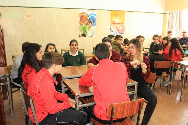 Día Escolar de la No Violencia y la Paz