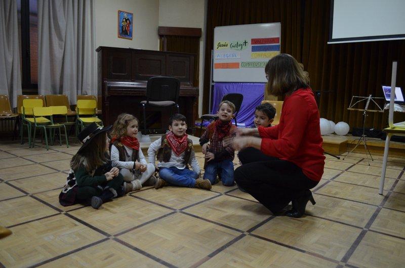 Escuela Música Calasanz. Concierto Navidad