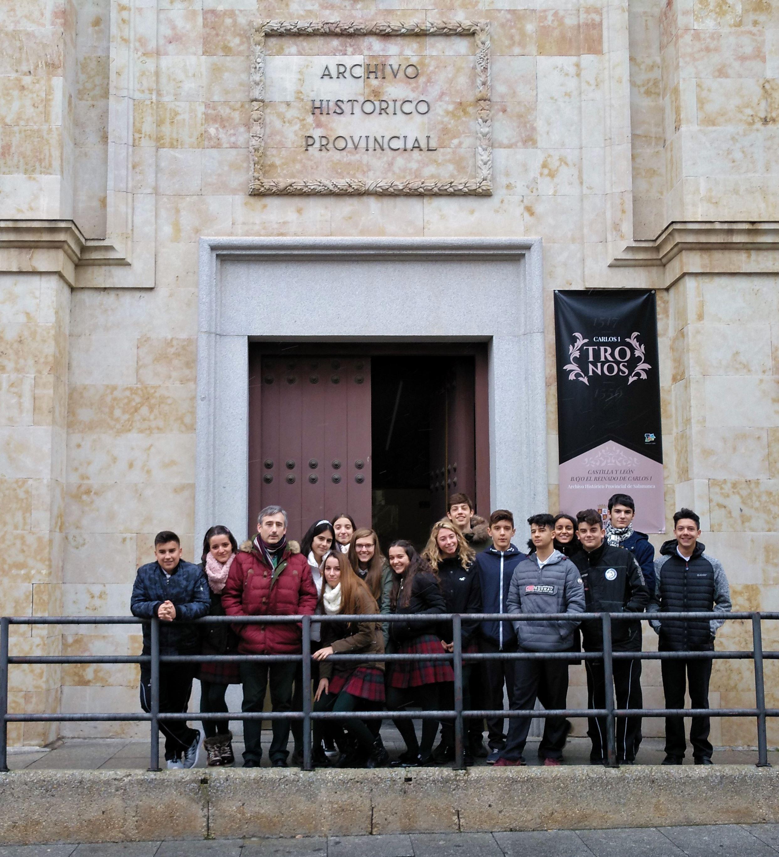 Calasanz_Archivo Provincial