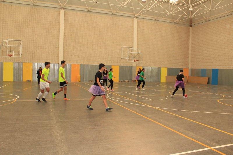 VII Torneo de fútbol solidario