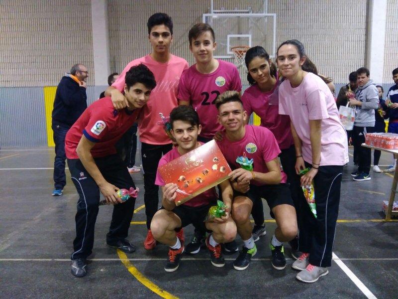Calasanz_Torneo solidario