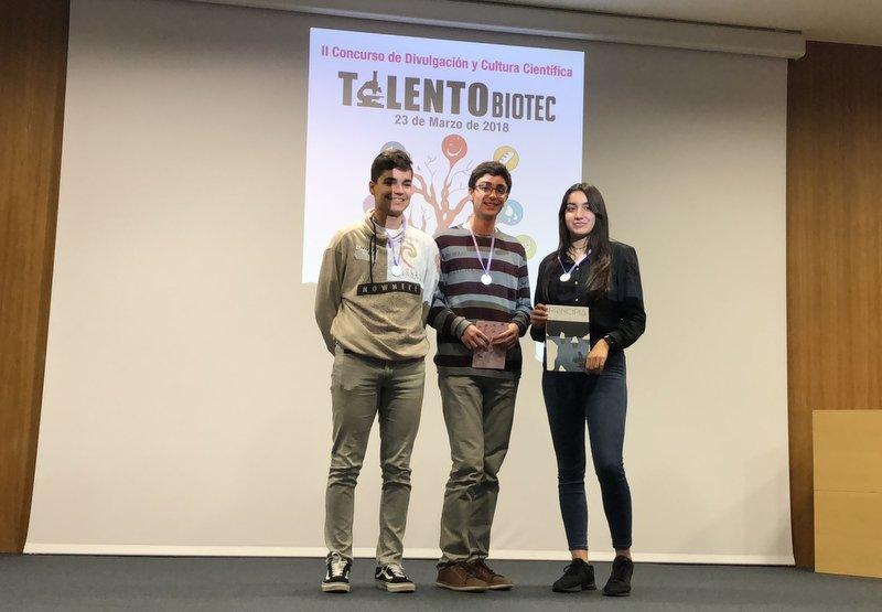 II Concurso de Biotecnología