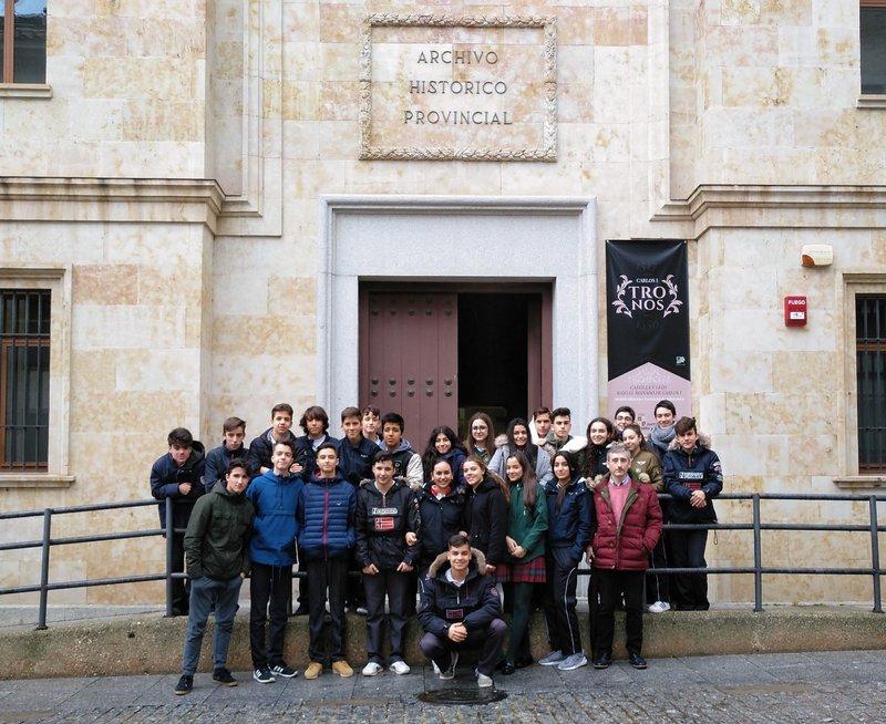 Calasanz_Archivo Histórico
