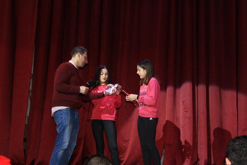 Casting I Festival Solidario Intercentros.