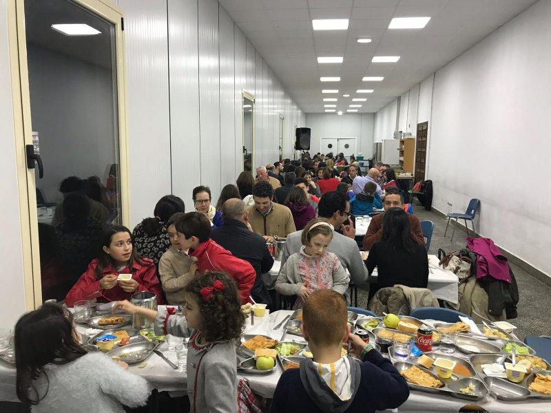 Calasanz_Cena Solidaria