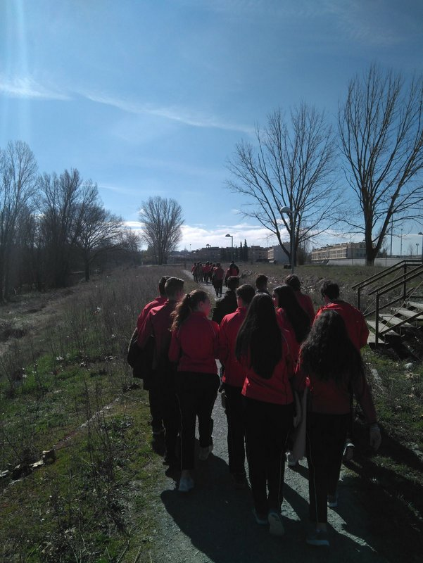 Cuidemos el río Tormes