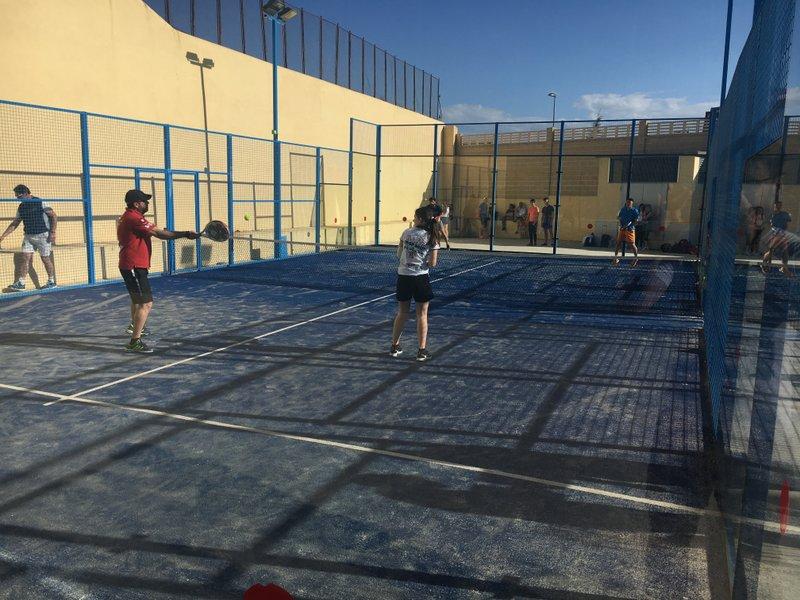 Calasanz_Torneo de padel