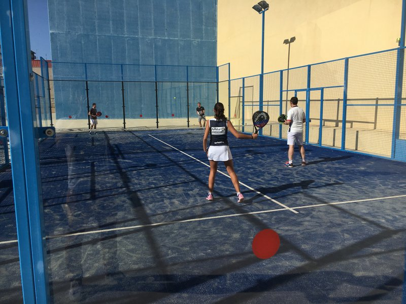III Torneo Familiar de pádel