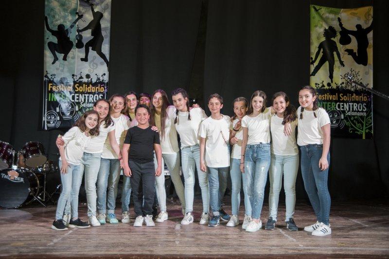 I Festival Solidario Intercentros de Salamanca