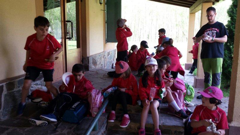 Excursión a Almenara de Tormes.