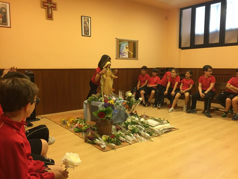 Virgen de las Escuelas Pías