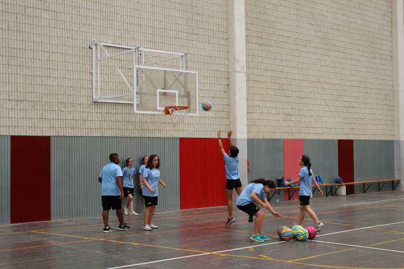 Deporte, aprendizaje y diversión.