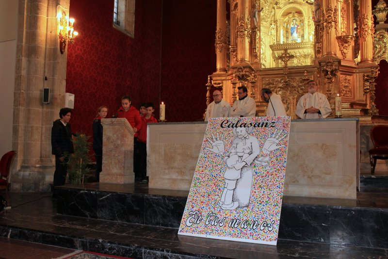 ¡Feliz día del maestro, San José de Calasanz!