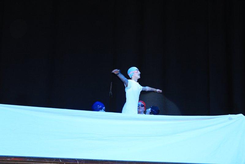 Festival de 1º de bachillerato.