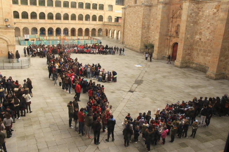 Día Escolar de la Paz y la No-violencia