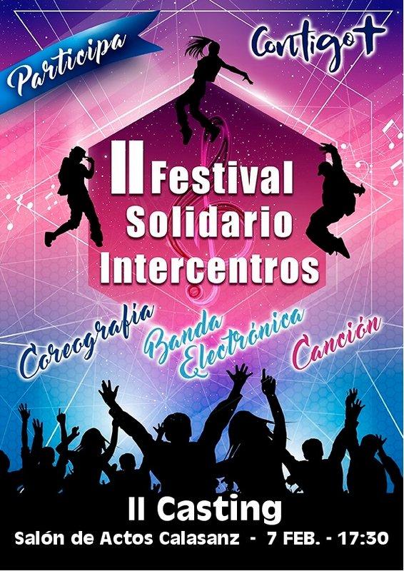 Semifinal II Festival Solidario Intercentros