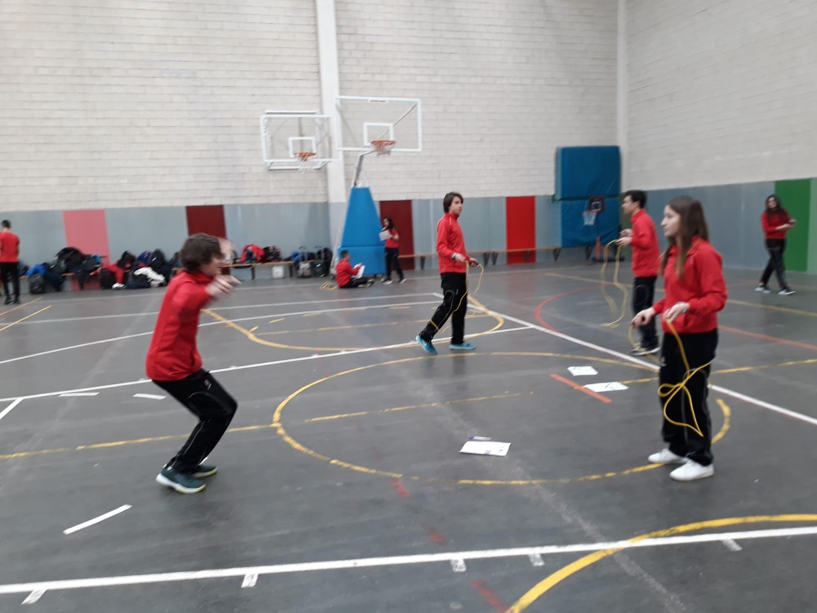 Calasanz_ Educación física