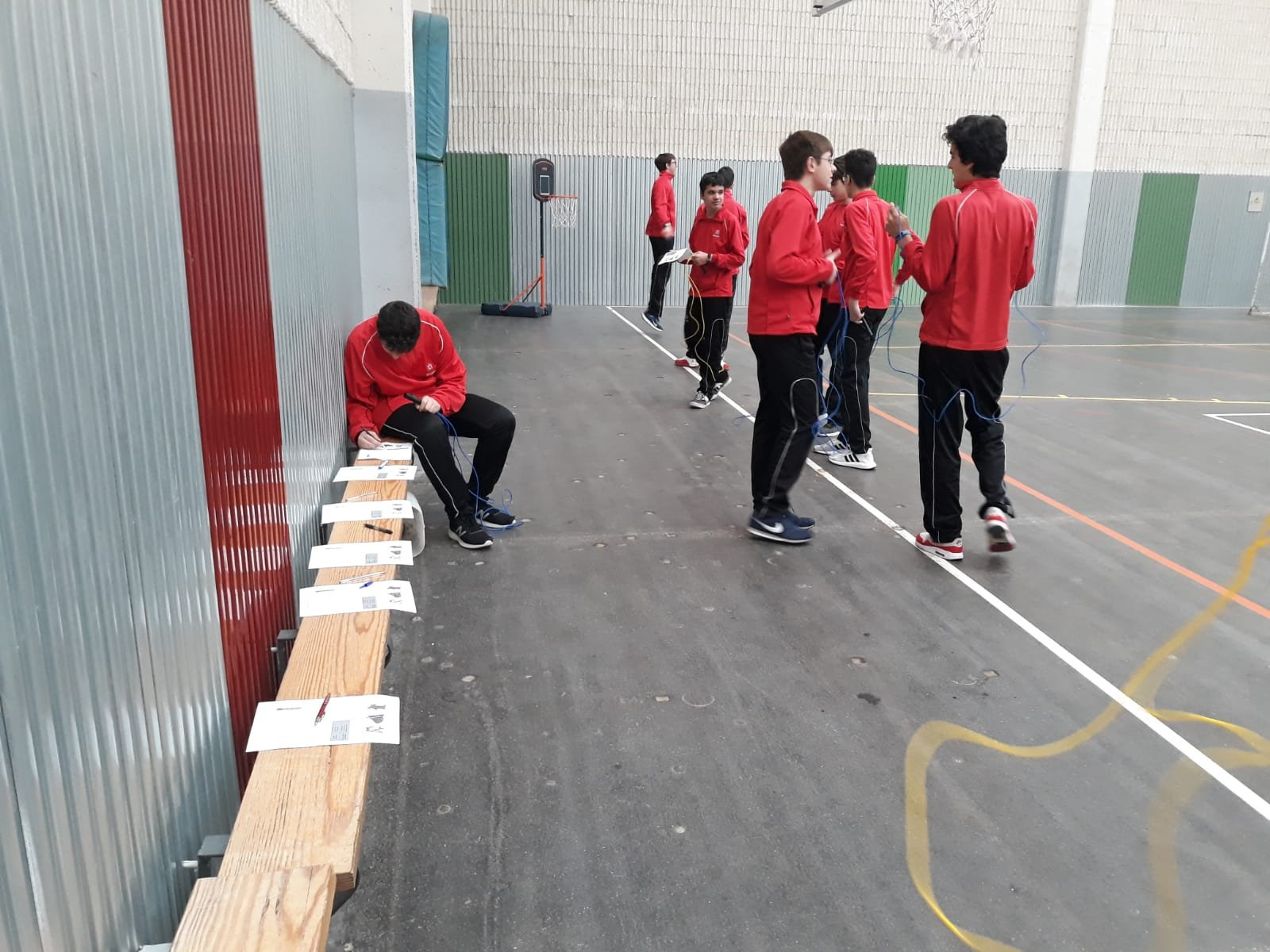 Gamificación en Educación Física.