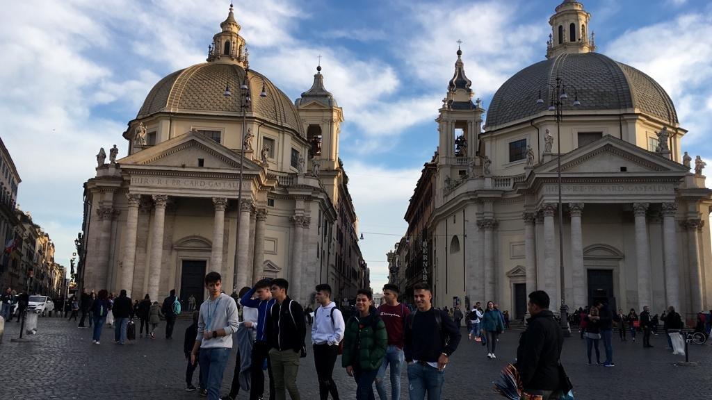 Roma, la Urbe.