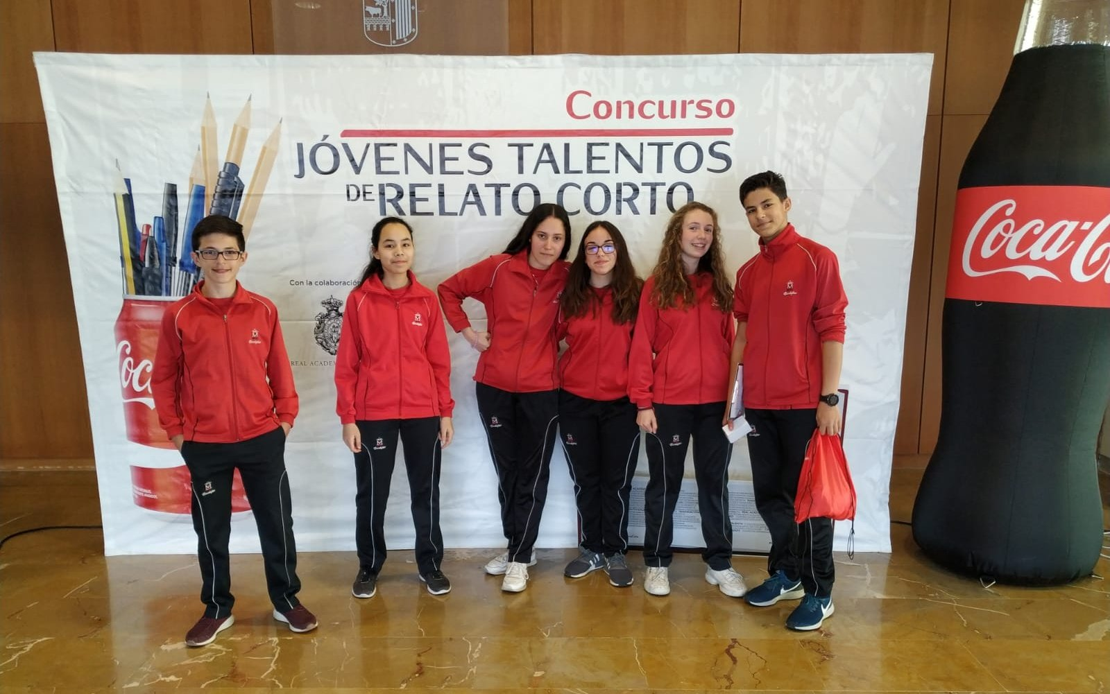 59ª  Jóvenes Talentos de Relato Corto.
