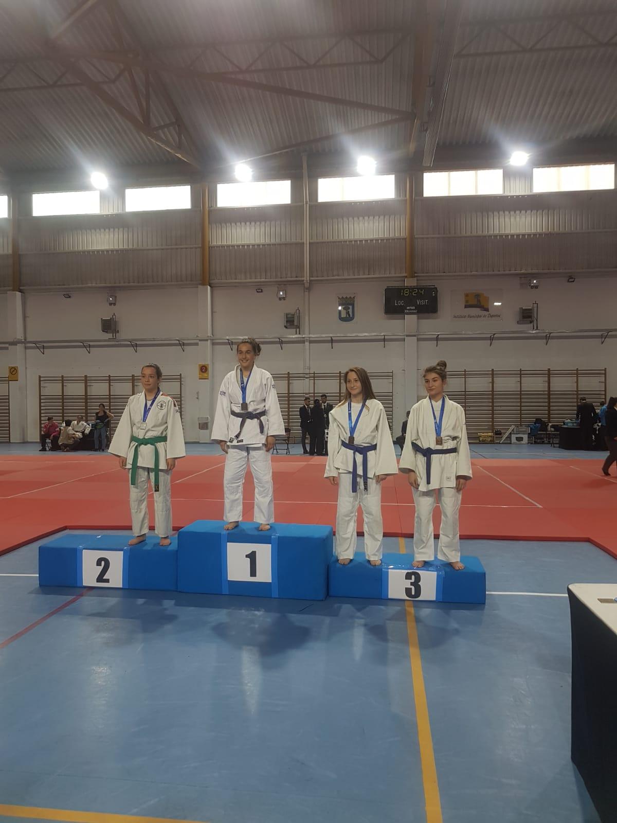 Campeonato de Judo
