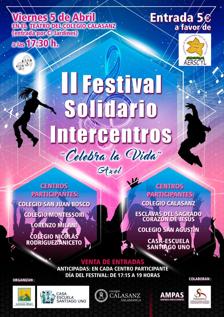 II Festival Solidario Intercentros