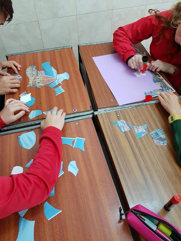 Innovación pedagógica en secundaria.