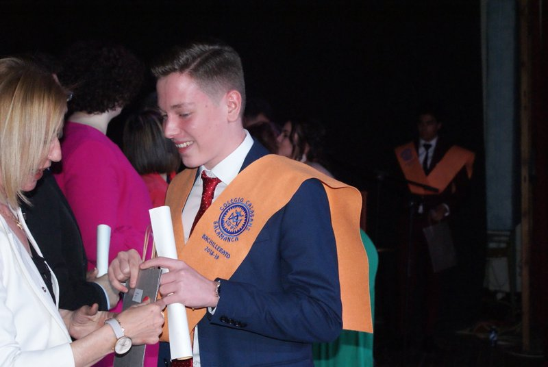 Graduación de la XLVII Promoción.