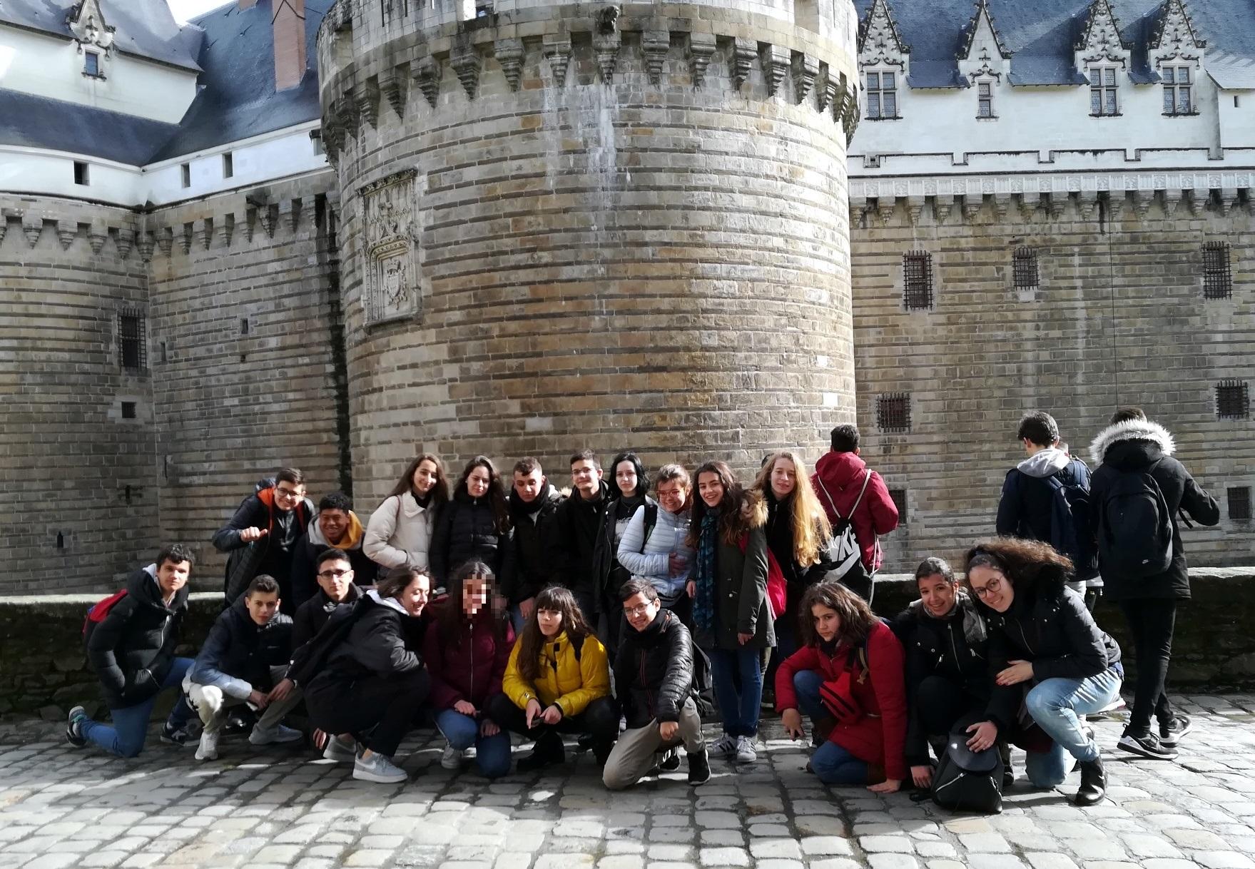 Viaje cultural a Francia.