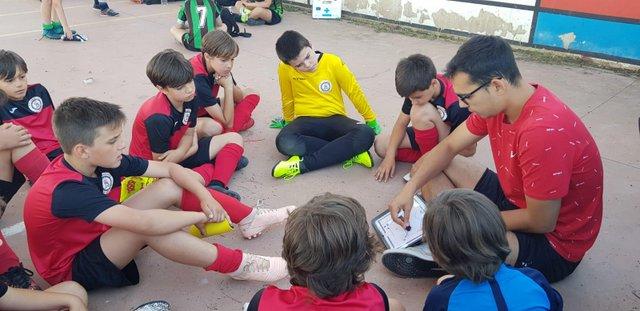 El Club Deportivo Calasanz finaliza la temporada.