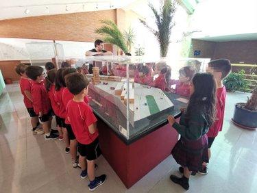 Visita al Parque de Bomberos de Salamanca.