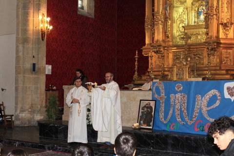 Eucaristía en honor a San José de Calasanz