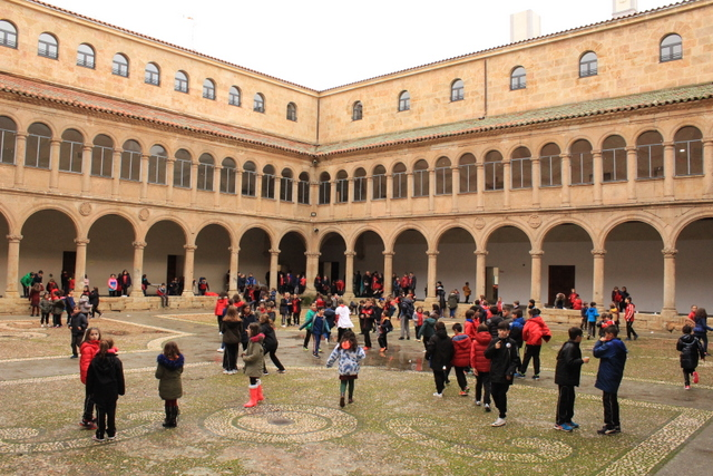 Festividad San José de Calasanz