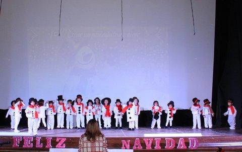 Festival de Navidad en Calasanz.