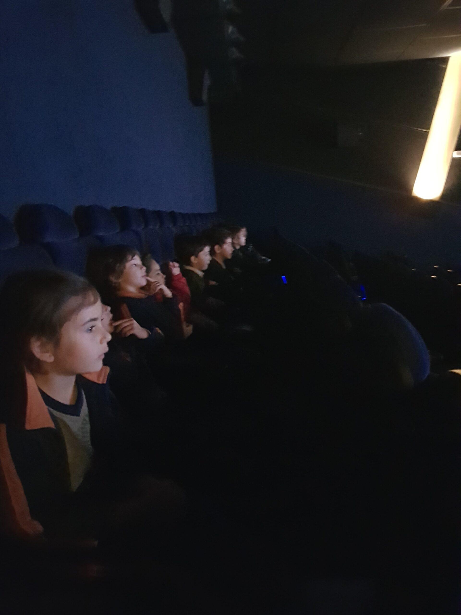 Infantil se va al cine